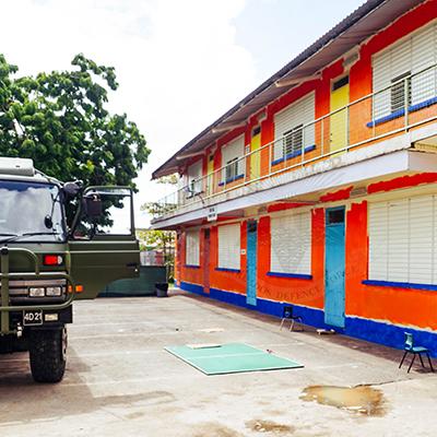 BDF COMMUNITY ASSISTANCE EAGLE HALL PRIMARY SCHOOL