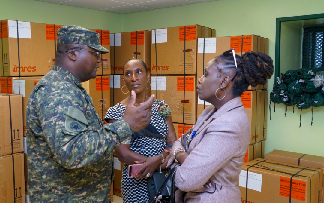 BDF Recognizes Field Medical Facility Partners