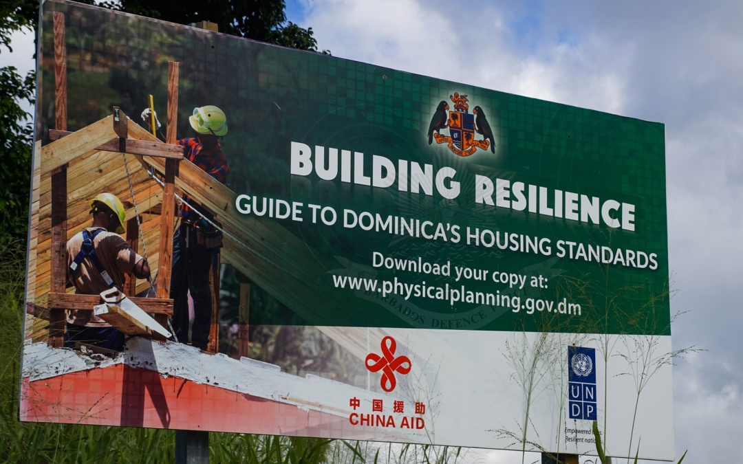 BDF Dominica Psychosocial Support