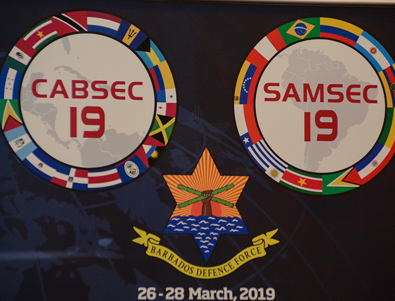 BDF Co-Hosts CABSEC/SAMSEC 2019