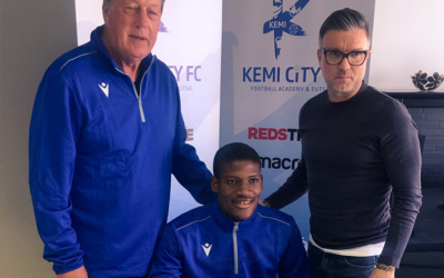 Kemi Football Club Signs Two BDF  Pioneers