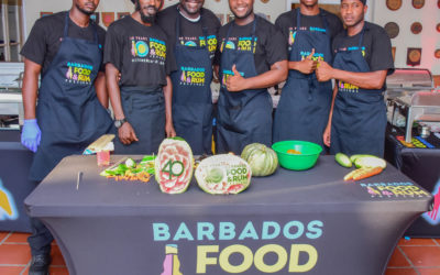 BDF Food and Rum Festival 2019