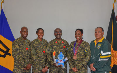 Bronze Medal for BDF