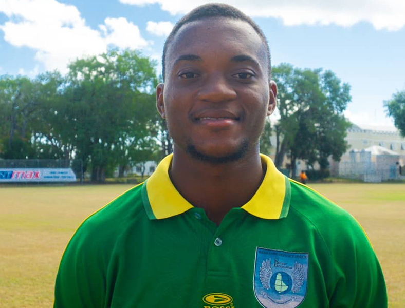 Tevyn Walcott Selected The Barbados Pride Senior Team
