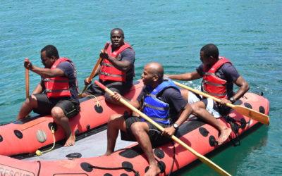 Barbados Fire Service Training