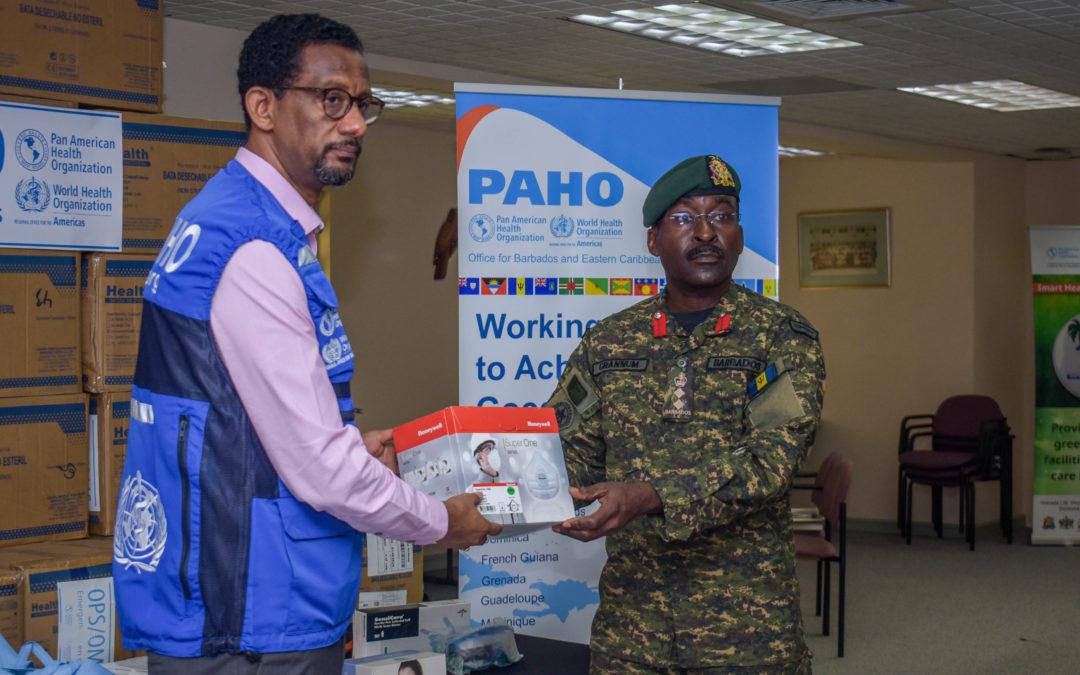Pan American Health Organization Donation