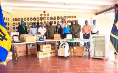 Rotary Club West $36K Donation