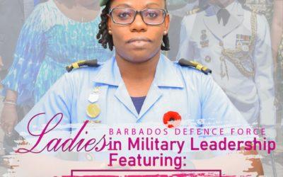 Ladies in Military Leadership: SLt Karen Carvalho