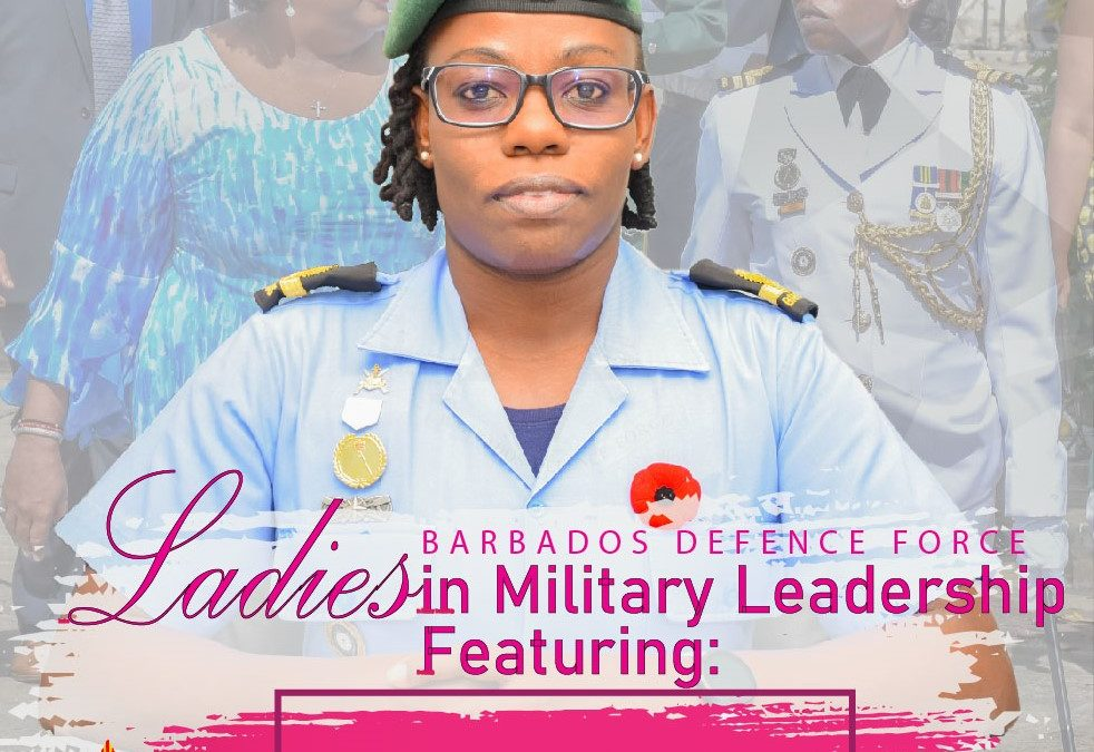 Ladies in Military Leadership: SLt Karen Carvalho