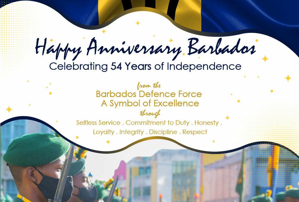 Celebrating 54 Years