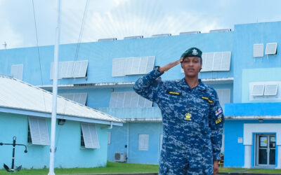 Another First! First Female Master Chief Petty Officer